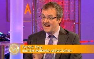 Patrick Troy on Watchdog